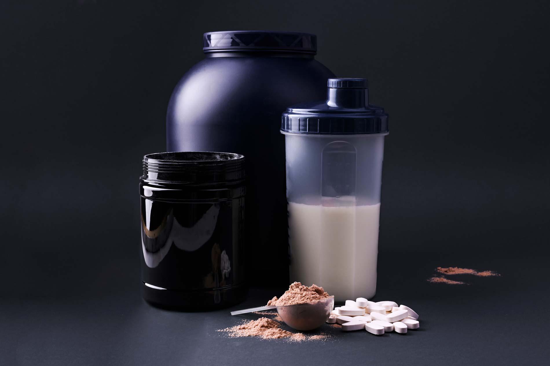 Eurosoy Sport nutrition